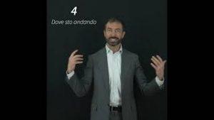 L'importanza della presentazione - Dove sto andando - Claudio Messina