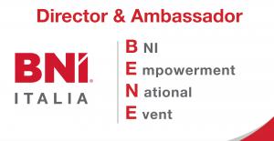 B.E.N.E. 2020 - BNI Empowerment National Event – Referral Tasting – Business a tavola – Claudio Messina