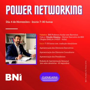 Power Networking – Referral Tasting – Business a tavola – Claudio Messina