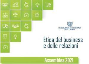 Etica del business e delle relazioni - Còaidio Messina - Unindustria